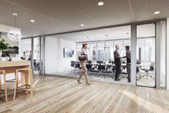 Lyse og moderne lokaler midt på Aker Brygge
