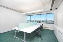 Kontor med opptil 2 arbeidsplasser på 28,4 m2
