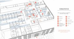 Hyggelige sosiale soner og fellesområder i Business Village kontorfellesskap