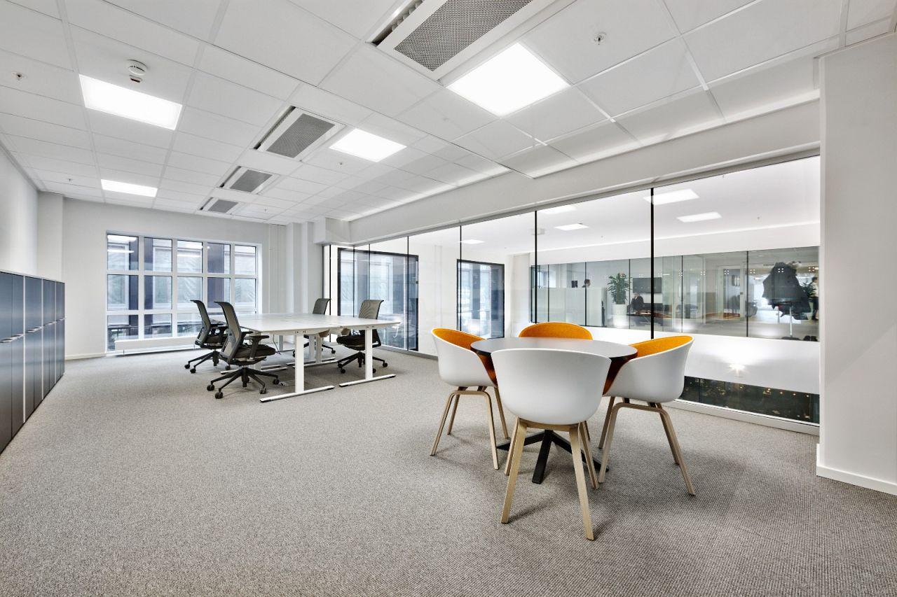 Business Village kontorfellesskap - eksempel kontorløsning
