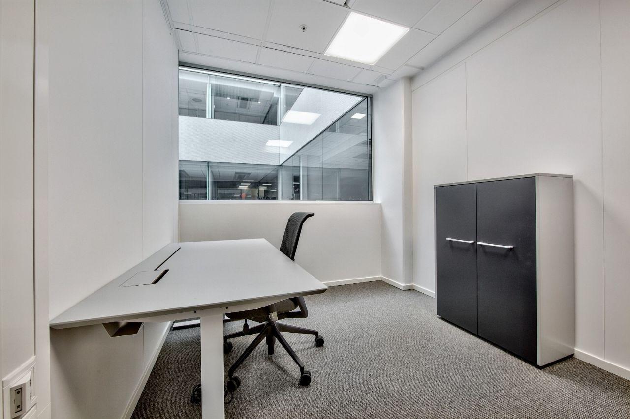 Business Village kontorfellesskap - eksempel mindre kontor